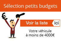 vente de véhicules petits prix